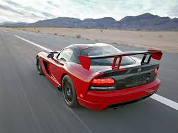 Dodge Viper 2008 - dodge viper srt 10 acr pictures and specifications