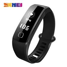 bracelet healthy images Skmei b21 men women smart wristband calorie pedometer fitness jpg