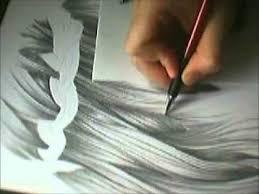 Frisuren Zeichnen Anleitung by How To Draw Hair Wie Realistische Haare Zeichnet
