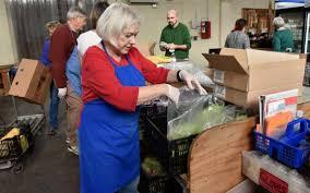 thurston county food bank in need of turkeys volunteer drivers