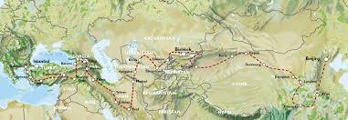 Istanbul World Map by Istanbul To Beijing 15 Weeks Turkey Iran The U0027stans U0026 China