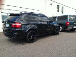 bmw x5 alignment cost e70 oem 215 black wheels minnesota