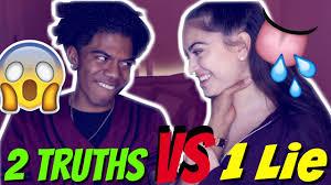 Challenge Std 2 Truths 1 Lie Challenge Std Secret
