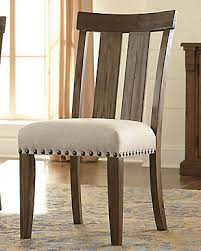wood dining room chair dining room chairs ashley furniture homestore