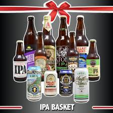 gift baskets free shipping ipa gift basket free shipping 8 12oz 4 22oz