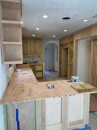 how to stain unfinished oak cabinets help white oak cabinet stain