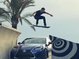 lexus uk ceo lexus reveals hoverboard challenges business insider