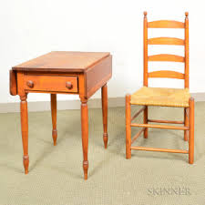 Drop Leaf Table And Chairs Search All Lots Skinner Auctioneers
