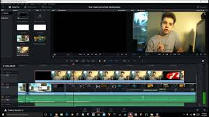 tutorial video editing how i make my youtube gaming videos davinci resolve 12 editing