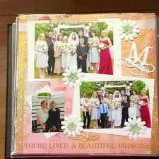 sle wedding albums 121 best wedding scrapbook images on scrapbooking