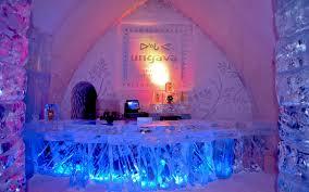 Hotel De Glace Canada by Outrageous Destination Wedding Ideas Travel Leisure