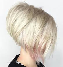 difference between stacked and layered hair 40 chic angled bob haircuts blonde layers white blonde and bobs
