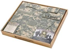 army photo album u s army acu scrapbook album uniformed http www dp