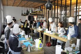 cours de cuisine boulogne billancourt atelier challenge créatif kitchen studio