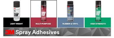 Upholstery Spray Glue 3m Super 77 16 75 Fl Oz Multi Purpose Spray Adhesive 77 24 The