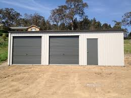 double garage workshop sheds and garages online