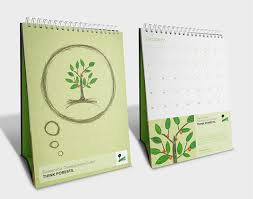 Desk Calendar Design Ideas Cifor 2015 Desk Calendar Illustration U0026 Design On Behance