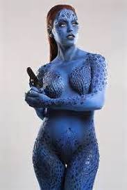 Mystique Halloween Costume Impressive Homemade Mystique Costume Mystique Costume Costumes