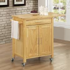 sterling portable kitchen island with drop leaf combined hardwood