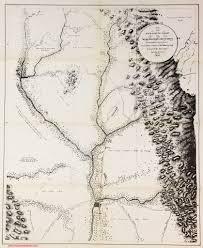 Maps Sacramento 1849 Sacramento Valley Map And Camp Far West Reconnaissance