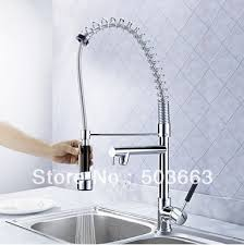 Tall Kitchen Faucet by Sales Tall Pull Out Spray Kitchen Faucet Mixer Tap Sink Faucet