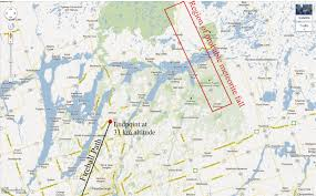 Map Of Toronto Canada by Blazing Meteor Falls East Of Toronto Technology U0026 Science Cbc News