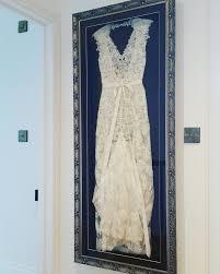 wedding dress frame framing guru picture framing services in