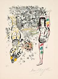 marc chagall at martin lawrence galleries discover and collect