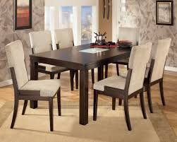 black wooden dining table set black wood dining table and chairs pleasing design