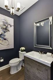 navy blue bathroom ideas navy blue bathroom