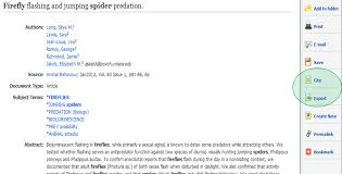 how to write a paper in apa style avoid plagiarism apa citation style firefly and spider search result screen shot