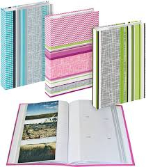 photo album with memo space sundry 6x4 slip in 300 photo albums