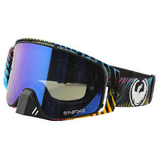 dragon motocross goggles dragon nfx2 goggles tear offs and lens shield ebay