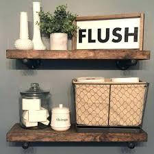 bathroom shelf idea how to decorate bathroom shelves o2drops co