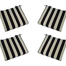 Black And White Striped Dining Chair 17