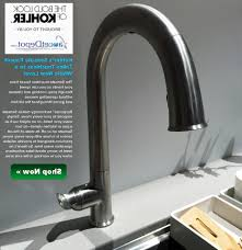moen haysfield kitchen faucet kohler barossa with response touchless technology single handle