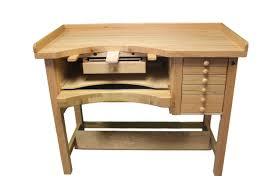 superior oak wooden bench ganoksin jewelry making community