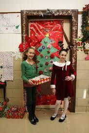 totten intermediate swings in the holidays with door