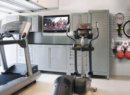 home exercise room decorating ideas interior modern basement home gym design idea modern basement