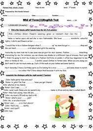 33 free esl grade 2 worksheets