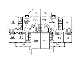 shadydale multi family home plan 007d 0020 house plans and more