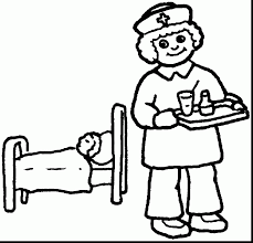 good male nurse coloring pages with nurse coloring pages