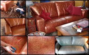 Faux Leather Paint - painted leather couch google search diy furniture pinterest