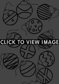 100 christmas tree ornaments pictures to color christmas