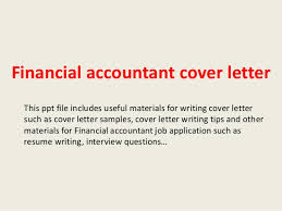 financial accountant cover letter 28 images financial cover