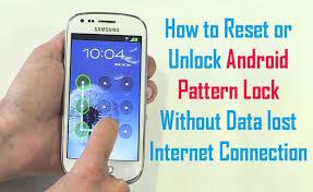 forgot pattern lock how to unlock top 5 ways to reset unlock android pattern lock pin password