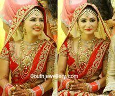 hasini boinipallys wedding jewellery photo wedding jewellery and