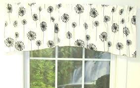 kitchen window valance ideas modern valances kitchen valance ideas bay window treatments for