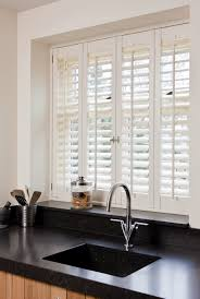 Kitchen Window Shutters Interior Shutters In De Keuken Pinteres