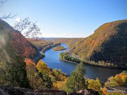 Delaware lakes images Running trails near delaware water gap national recreation area jpg